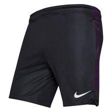 Manchester City Shorts Dry Squad - Svart/Lila Barn