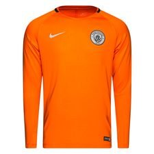 Manchester City Tränings T-Shirt Dry Squad GX - Orange/Lila L/Ä