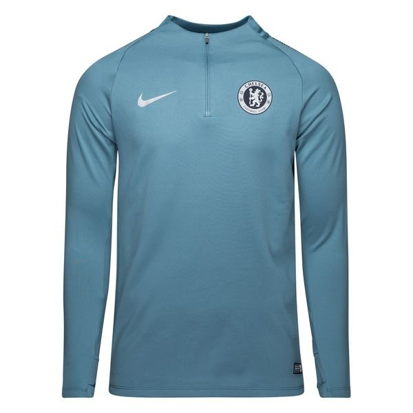 best authentic a9842 c6fa5 Chelsea Training Shirt Dry Squad Drill - Celestial Teal/Obsidian