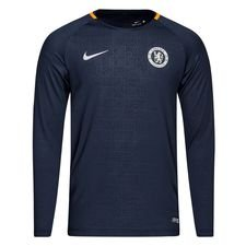 Chelsea Tränings T-Shirt Dry Squad GX - Navy/Orange L/Ä