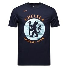 chelsea t-shirt cl - navy - t-shirts