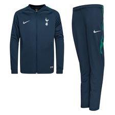 Tottenham Träningsoverall Dry Squad Knit - Blå/Grön Barn