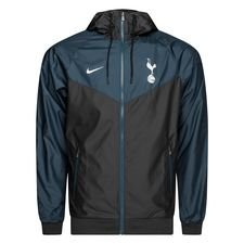 Tottenham Windrunner Woven Authentic - Svart/Blå