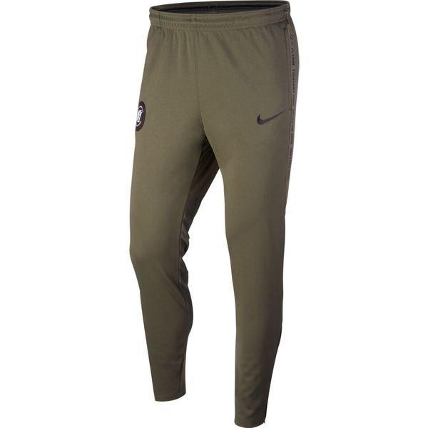 Nike Treningsbukse Dry Park 18 SortHvit