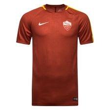 Roma Tränings T-Shirt Dry Squad GX - Brun/Guld