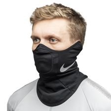 Nike Neck Warmer Snood Squad - Black/Light Grey