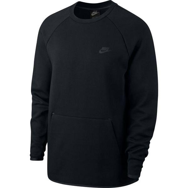 Nike Sweatshirt NSW Tech Fleece Zwart   unisportstore.nl