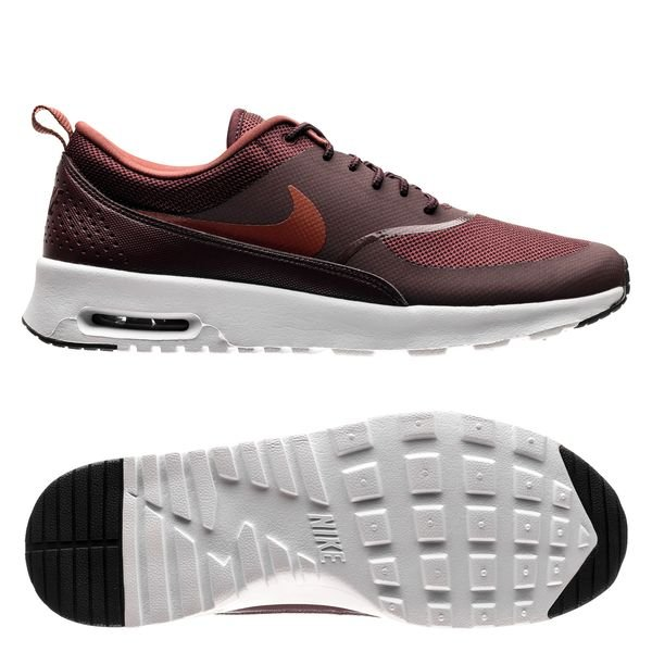 Nike Air Max Thea BordeauxWeiß Damen