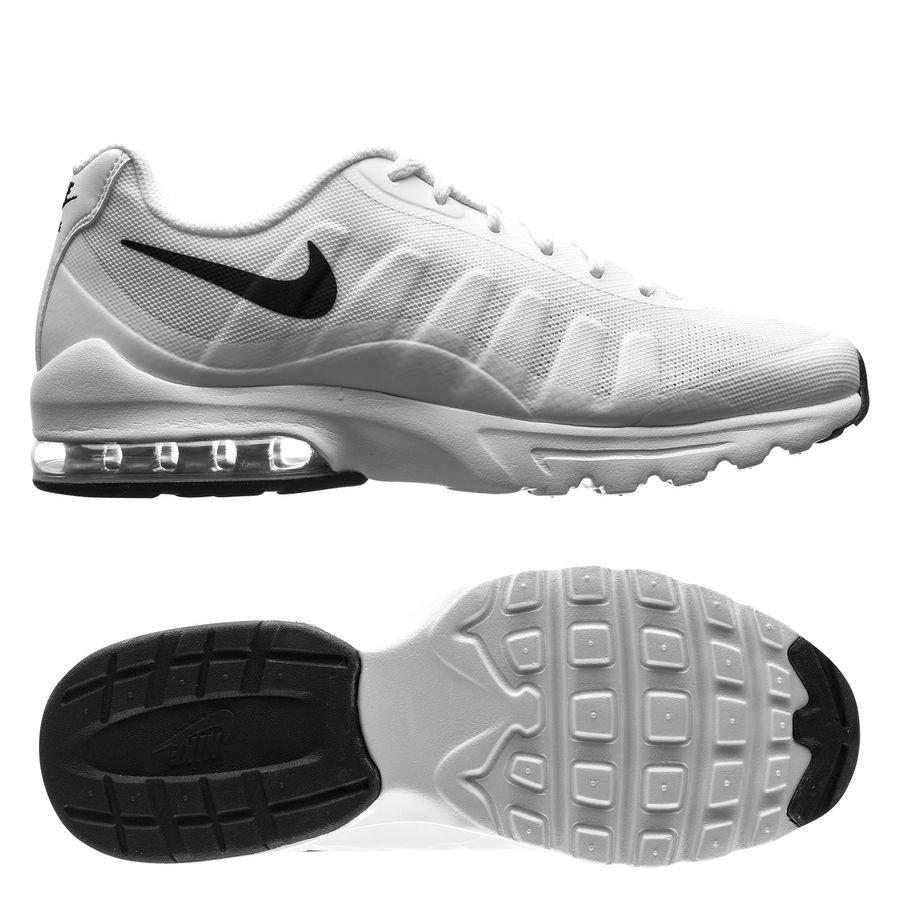 air max invigor blanche et or