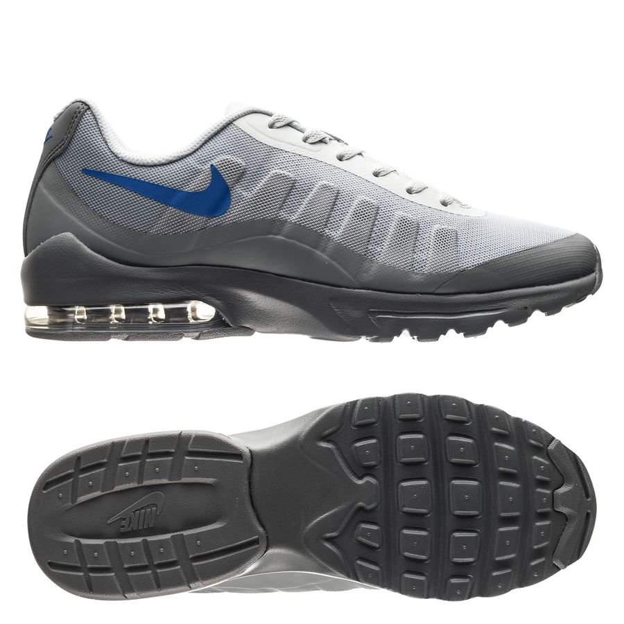 471ec0c711b33 nike air max invigor - pure platinum hyper royal cool grey - sneakers ...