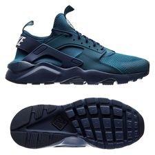 nike air huarache run ultra - blauw/grijs - sneakers