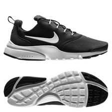 nike presto fly - grå/hvid/sort - sneakers