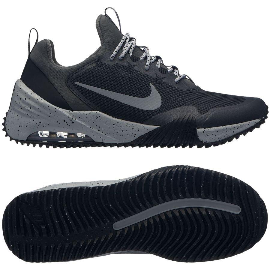 compresión Convención Laboratorio  Nike Air Max Grigora - Black/Wolf Grey | www.unisportstore.com