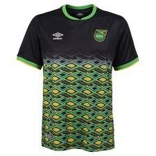 Jamaika udebanetrøje til sæsonen 2018/19. Fremstillet i 100% polyester.