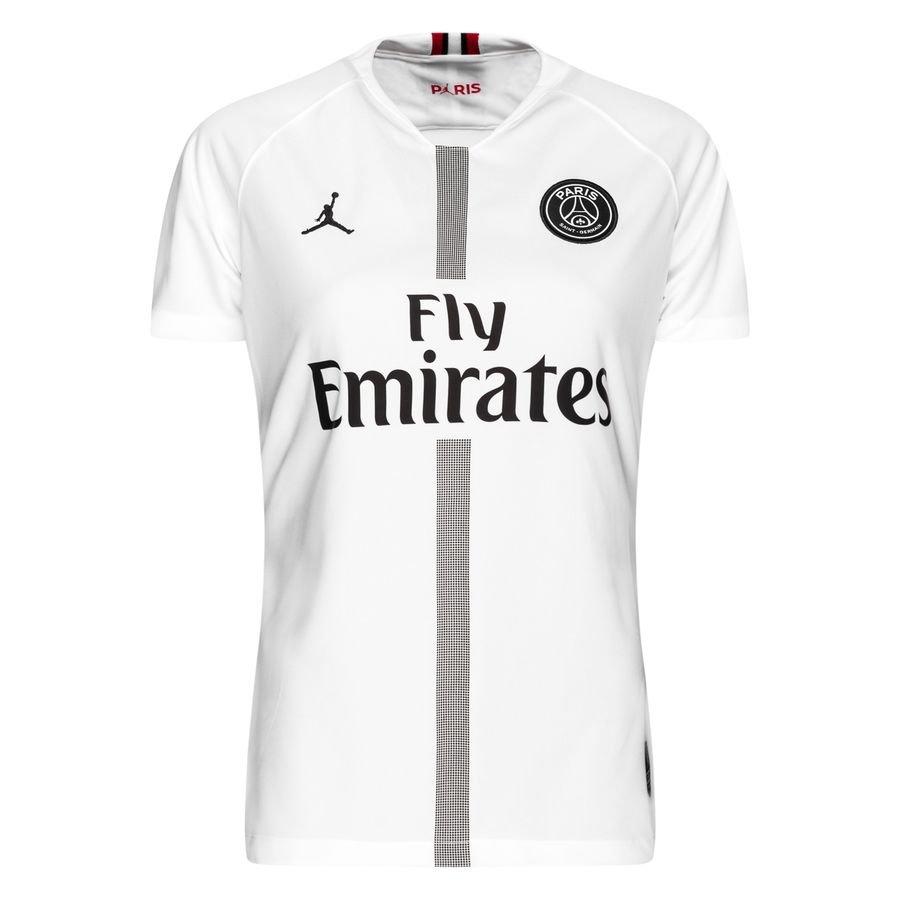 8b6abfe705c6f8 Paris Saint Germain Away Shirt Jordan x PSG CHL 2018 19 Woman
