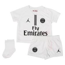 Paris Saint-Germain Bortatröja Jordan x PSG CHL 2018/19 Mini-Kit Barn