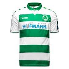 Greuther Fürth Hjemmebanetrøje 2018/19