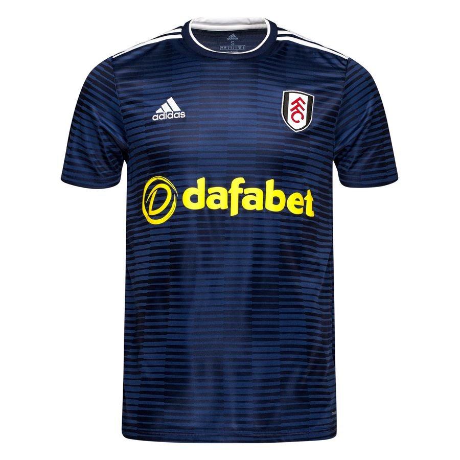 Fulham Udebanetrøje 2018/19