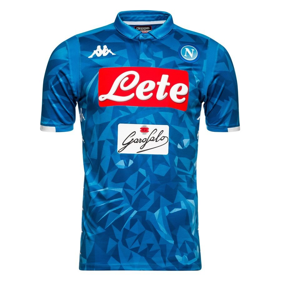 Naples Maillot Domicile 2018/19 Authentic