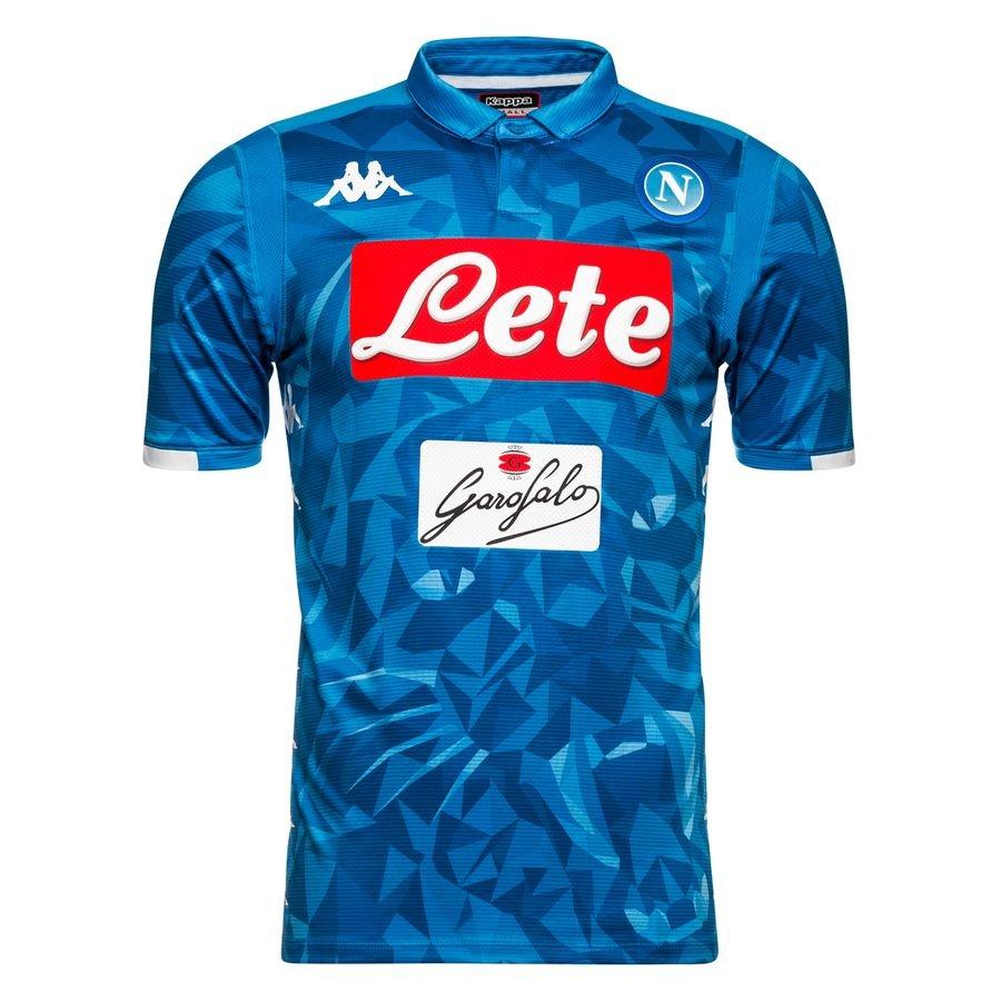 Napoli Hjemmebanetrøje 2018/19 Authentic