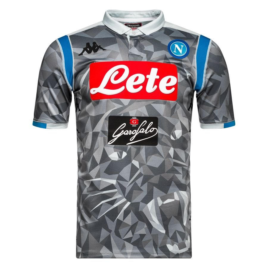 Napoli 3. Trøje 2018/19 Authentic