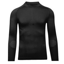 Diadora Turtleneck Baselayer Act - Schwarz