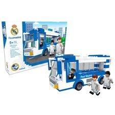 Nanostars Real Madrid Spelarbuss - Blå/Vit