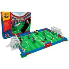 Nanostars Barcelona Football Pitch - Blue/Green