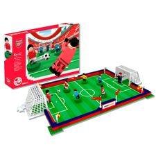 Nanostars Arsenal Fotbollsplan - Röd/Grön