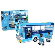 Nanostars Manchester City Spelarbuss - Blå