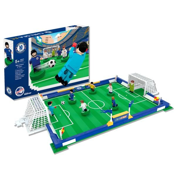 Nanostars Chelsea Terrain de Football - Bleu/Vert