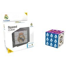 Speed Cube Real Madrid Rubiks Kub - Vit