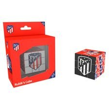 speed cube atletico madrid rubiks kub - röd - merchandise