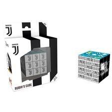 speed cube juventus rubiks terning - sort/hvid - merchandise