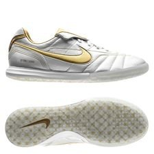 Lunar Legend 7 Elite 10R IC - Wit/Goud LIMITED EDITION