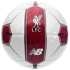 Liverpool Fotboll Dispatch - Vit/Röd