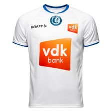 4308bf567 KAA Gent Third Shirt 2018 19