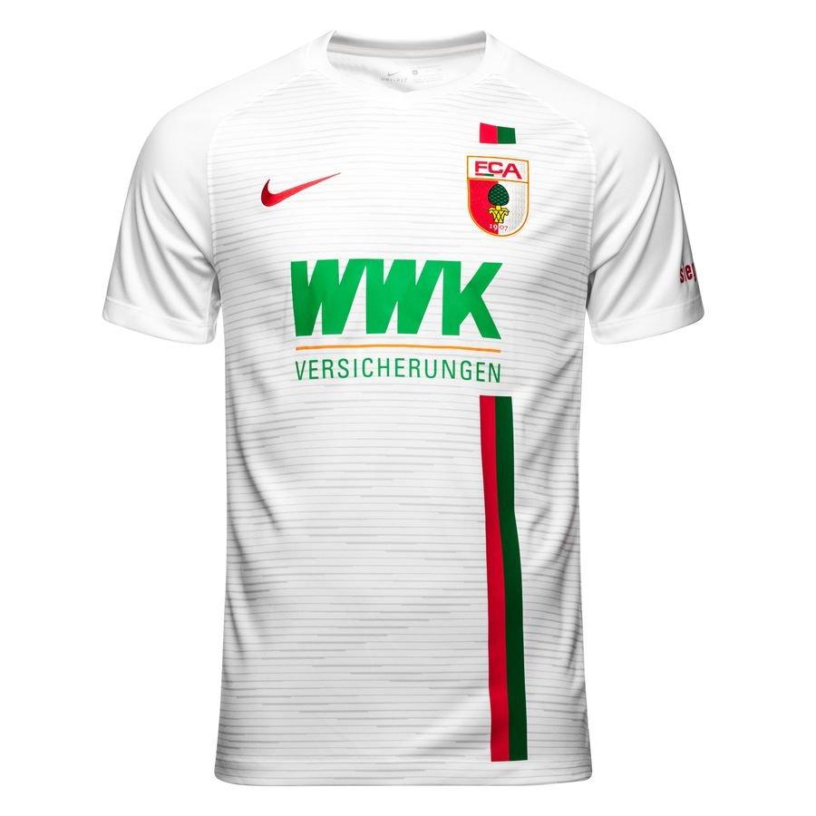 FC Augsburg Hjemmebanetrøje 2018/19