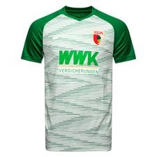 FC Augsburg Udebanetrøje 2018/19