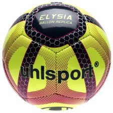 Image of   Uhlsport Fodbold Elysia Ligue 1 2018/19 Mini - Gul/Navy/Pink