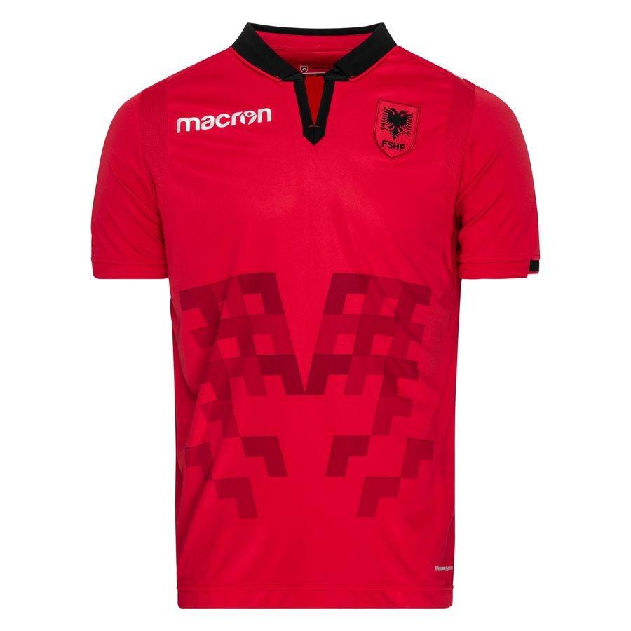 Albanien Hjemmebanetrøje 2019/20
