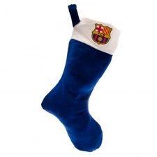 Barcelona Julstrumpa - Blå