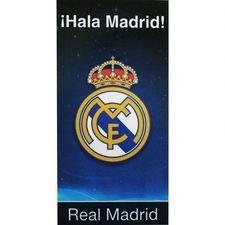 Real Madrid Handduk - Svart/Blå