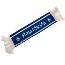 real madrid mini vindueshalstørklæde - blå - merchandise