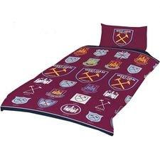 West Ham Sängkläder - Röd