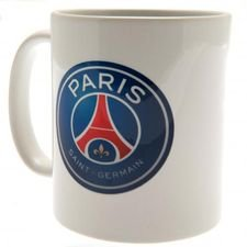 Paris Saint-Germain Mugg Logo