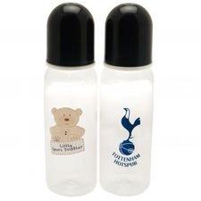 tottenham sutteflaske 2-pack - sort børn - merchandise