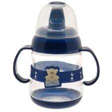 tottenham vattenflaska mini - blå barn - merchandise
