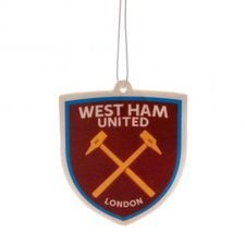 West Ham United Luftfräschare Logo - Röd