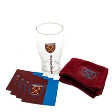 West Ham United Mini Bar Set - Röd